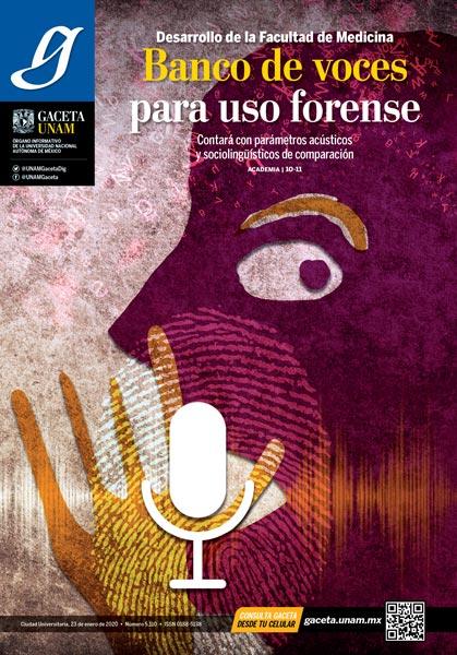 Gaceta UNAM Enero 2020